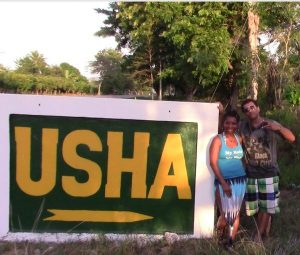 Ty and LP Visit Usha Village Honduras