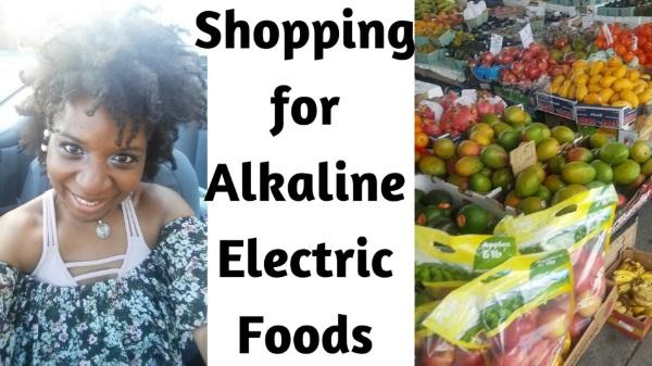 Mini Shopping Haul for Dr Sebi Foods Vlog