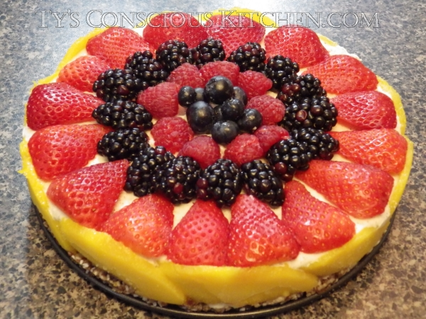 Alkaline Electric Cheesecake