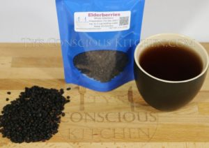 Alkaline Electric Elderberry Tea