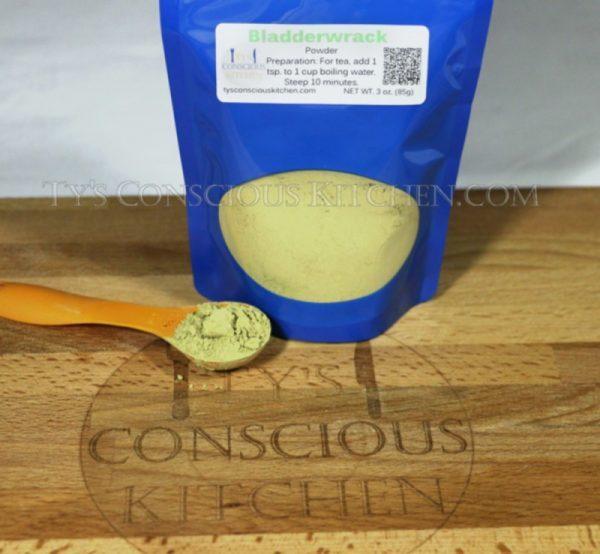 Bladderwrack Powder - Ty's Conscious Kitchen