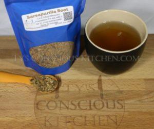 Sarsaparilla Root Cut & Sifted - Ty's Conscious Kitchen
