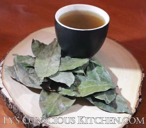 Alkaline Electric Soursop Leaf Tea