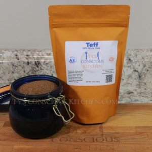 Teff Whole Grain 14 oz.