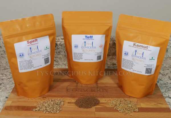 3 Pack Ancient Grains