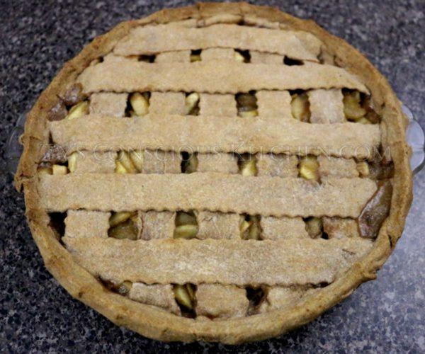 Alkaline Electric Apple Pie