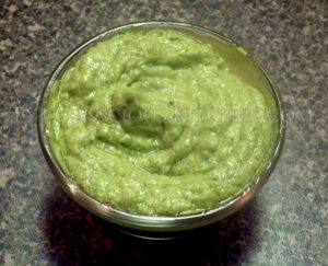 Alkaline Electric Avocado Mayo