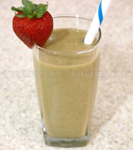 Alkaline Electric Banana Shake
