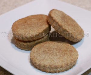 Alkaline Electric Biscuits