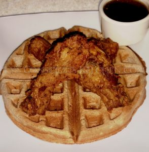 Alkaline Electric Chicken and Waffles