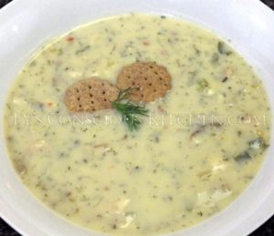 Alkaline Electric Clam Chowder