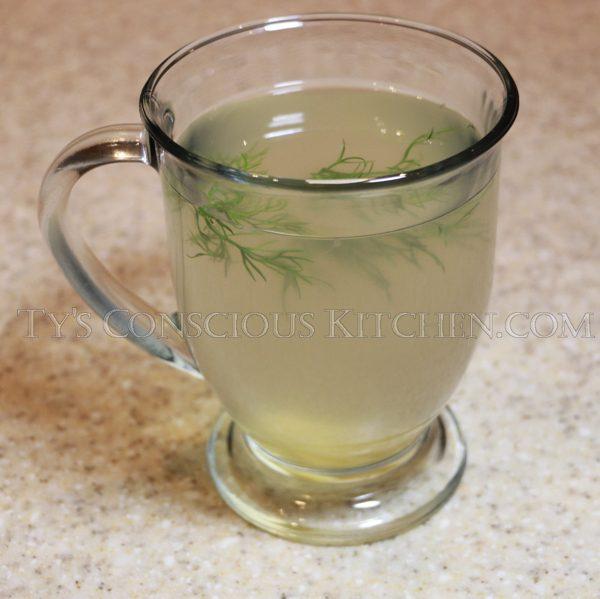Alkaline Electric Ginger Tea