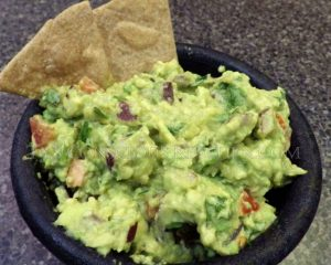 Alkaline Electric Guacamole