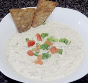 Alkaline Electric Queso Dip