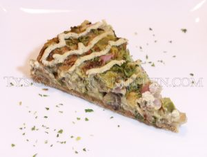 Alkaline Electric Quiche