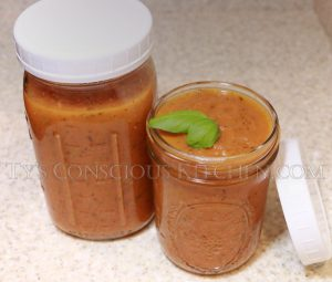 Alkaline Electric Roasted Tomato Sauce