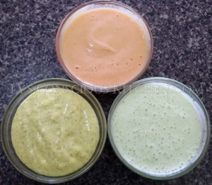 Alkaline Electric Salad Dressings