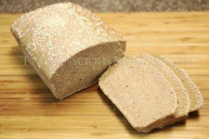 Alkaline Electric Spelt Bread