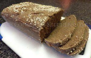 Alkaline Electric Spelt Rye Bread
