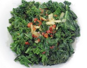 Alkaline Electric Spicy Kale