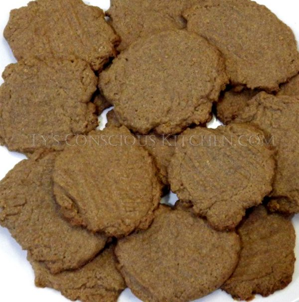 Alkaline Electric Tahini Butter Cookies