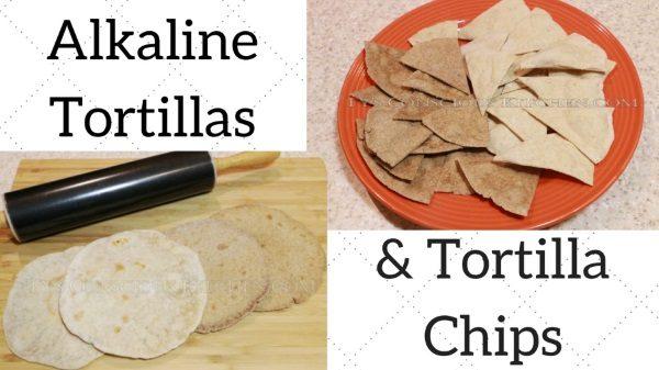 Alkaline Electric Tortillas & Tortilla Chips