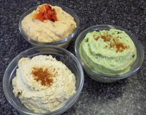 Dr. Sebi Alkaline Electric Hummus