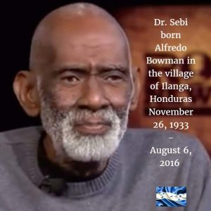 Dr Sebi Has Passed Away 8.6.2016