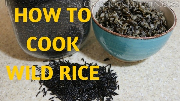 Alkaline Electric Wild Rice How To Cook