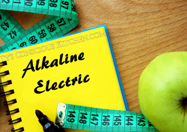 Tys Conscious Kitchen Alkaline Electric Lifestyle
