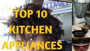Top 10 Kitchen Appliances On A Budget