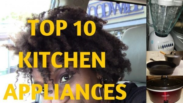 Top 10 Kitchen Appliances On A Budget