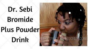 LP Share Dr Sebi Bromide Plus Powder Drink