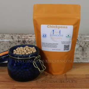 Chickpeas | Garbanzo Beans: Organic 14 oz.