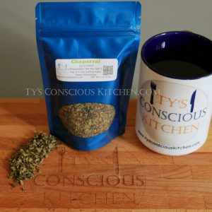 Chaparral Cut & Sifted: 2 oz.