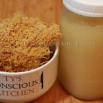 St. Lucia Golden Sea Moss: Quick & Easy Gel Tutorial
