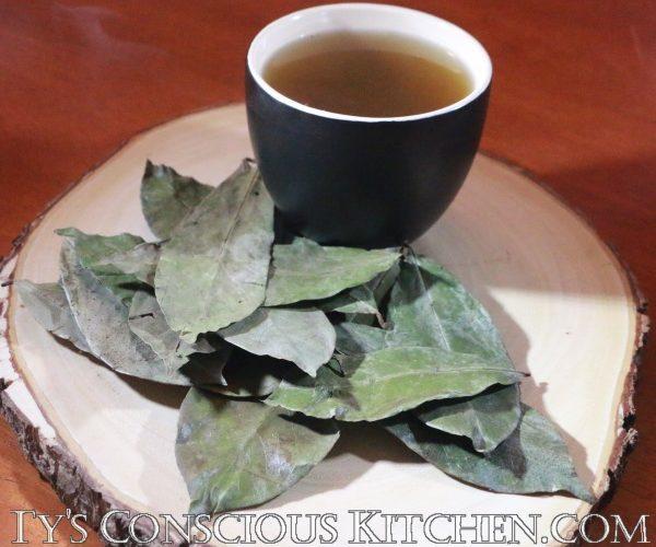 Alkaline Electric Soursop Leaf Tea